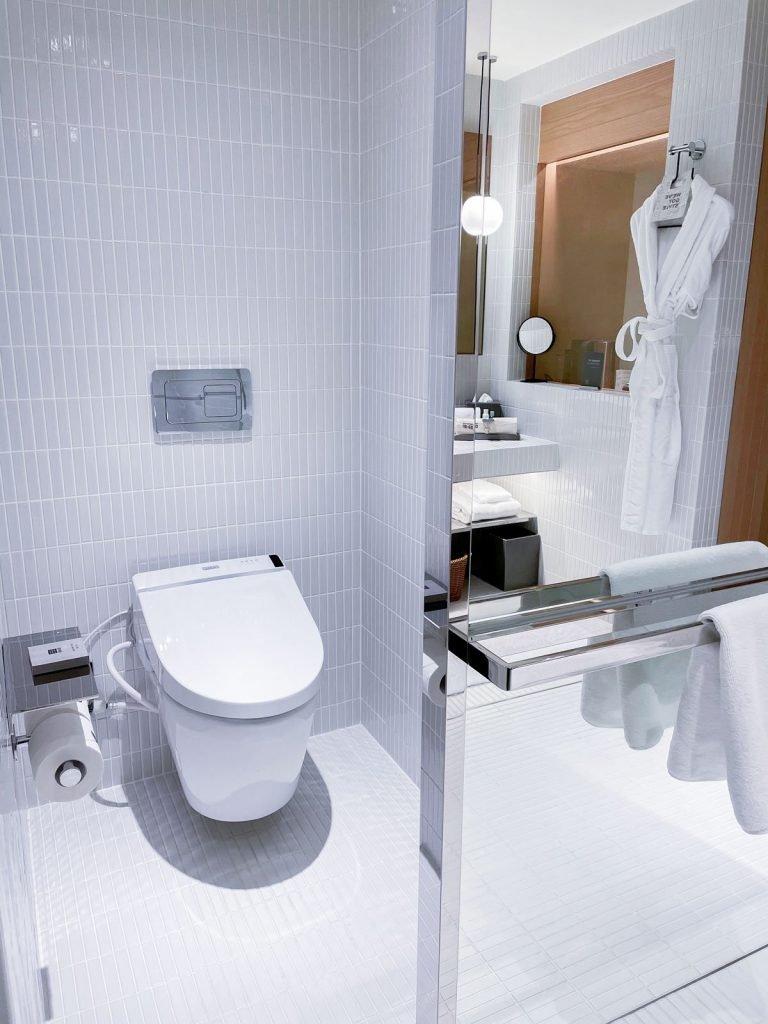 金普頓大安酒店 - 廁所