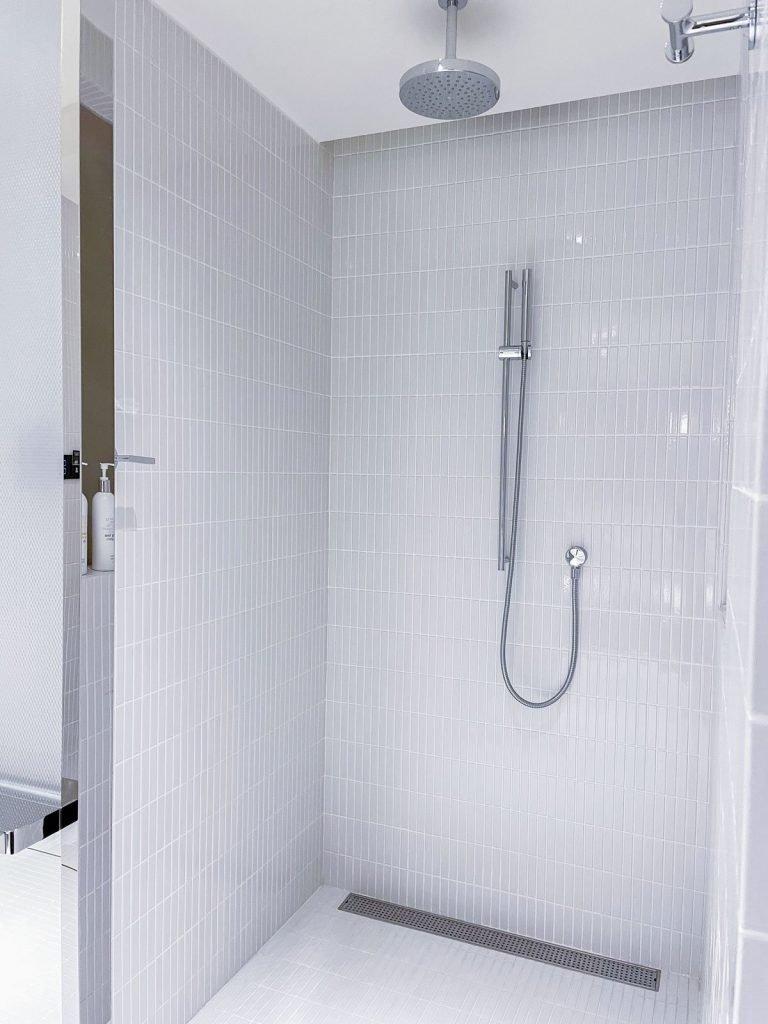 金普頓大安酒店 - 淋浴間
