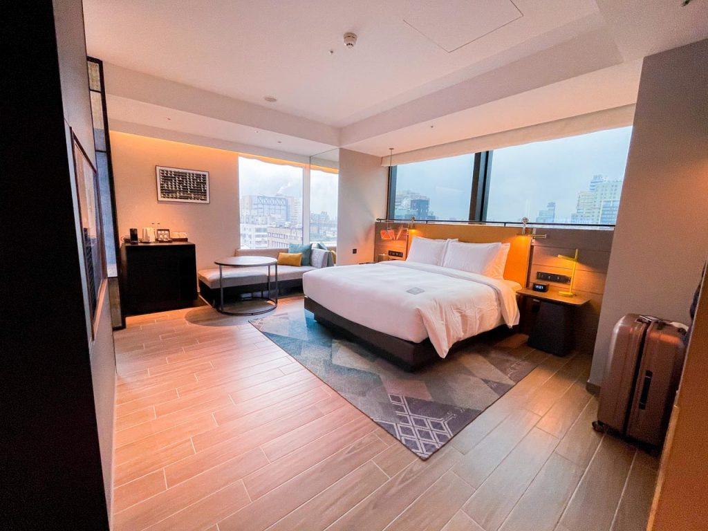 台北時代寓所 - 客房內一腳