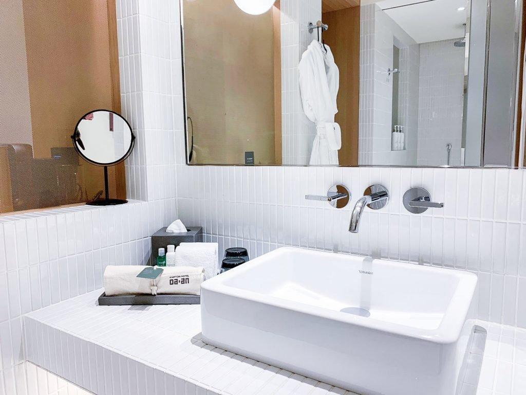 金普頓大安酒店 - 盥洗區