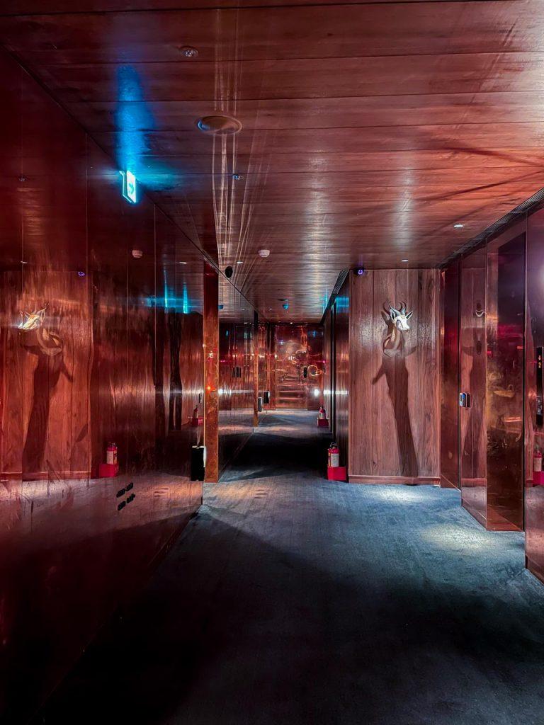 賦樂旅居-走廊