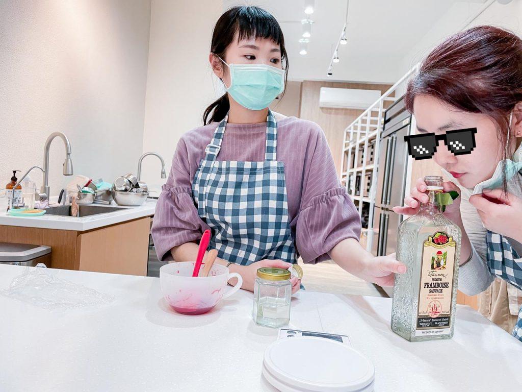 花貓蛋糕實驗室-感受材料