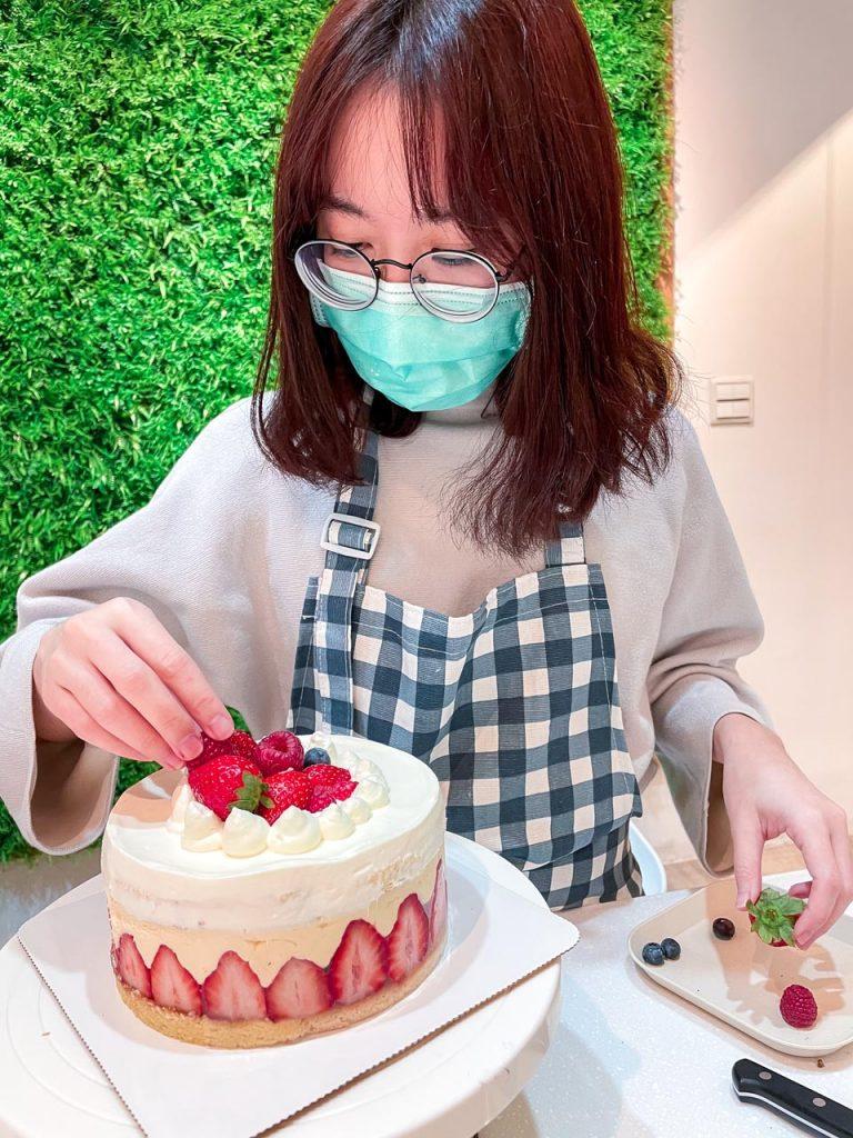 花貓蛋糕實驗室-裝飾