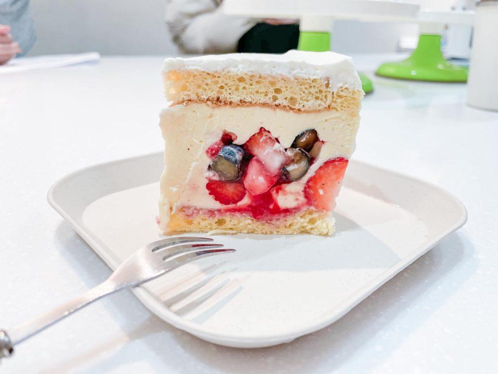 花貓蛋糕實驗室-蛋糕試吃
