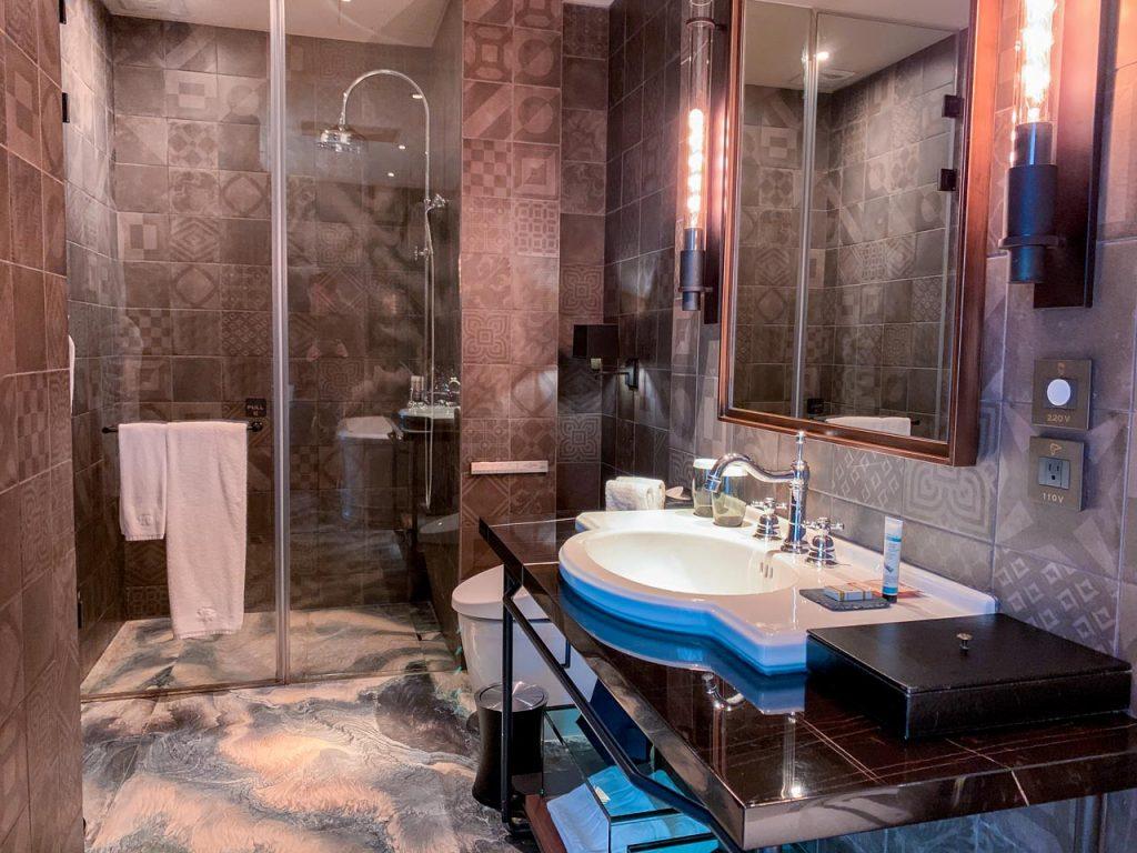 賦樂旅居-浴室