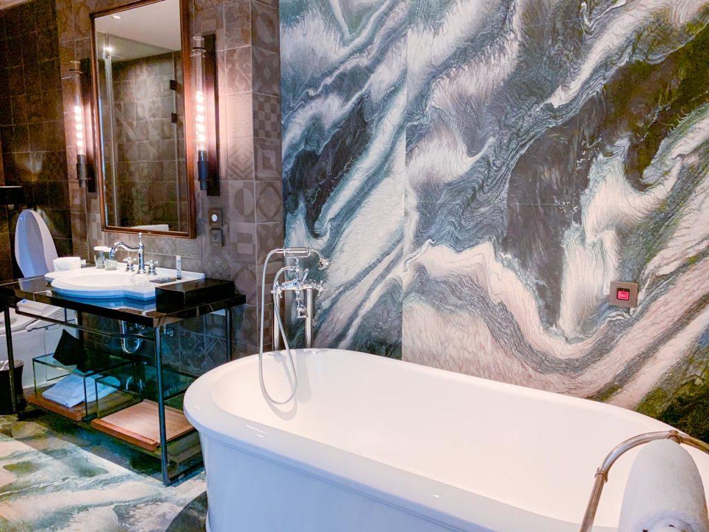 賦樂旅居-大浴缸