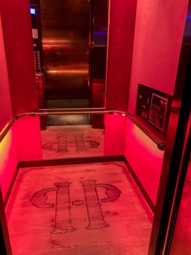 賦樂旅居-電梯